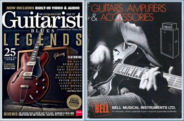 guitarorama article - letter