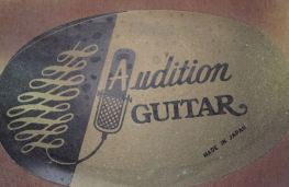 Audition-Acoustic-guitar-Made-in-Japan-1960s-11